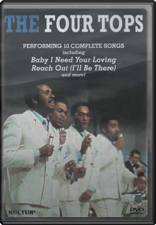 The Four Tops - Performing 10 Complete Songs