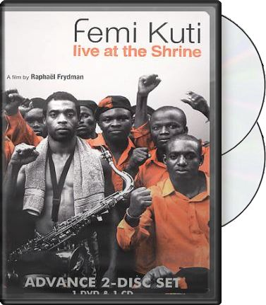 Femi Kuti: Live At The Shrine (2-DVD)