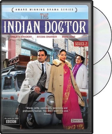 The Indian Doctor - Series (2-DVD)