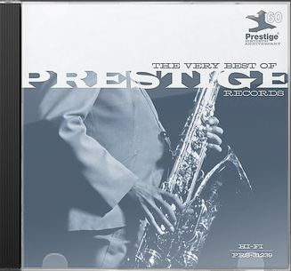 The Very Best of Prestige: Prestige 60th