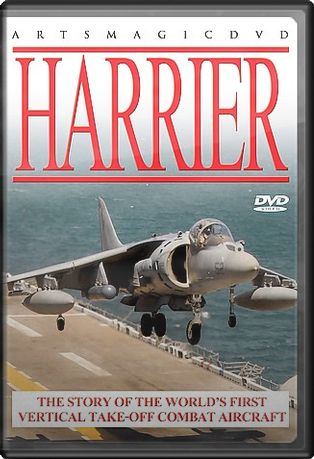 Aviation - Harrier: The Story of the World's