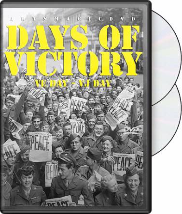 Days of Victory: VE Day to VJ Day (2-DVD)