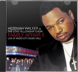 Family Affair, Volume 2: Live at Radio City Music