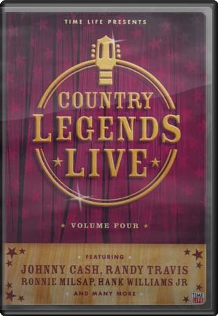 Country Legends Live, Volume 4