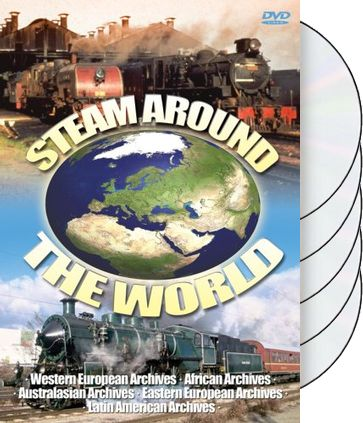 Steam Around the World: Complete Collection