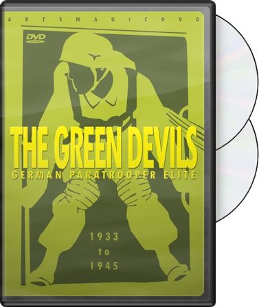 Green Devils, 1933-1945: German Paratrooper Elite