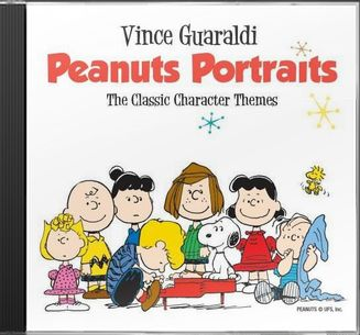 Vince Guaraldi Peanuts Portraits The Classic Character