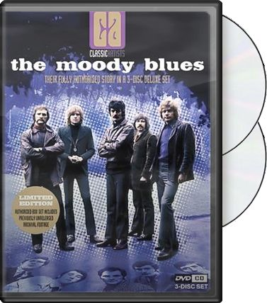 Moody Blues - Classic Artists (2-DVD)