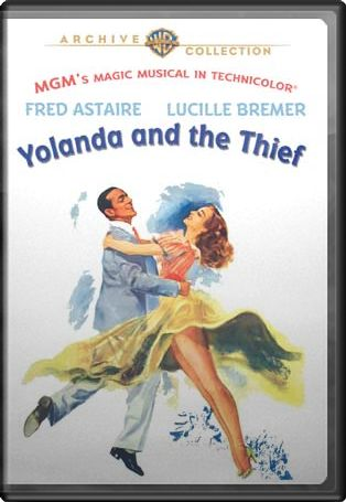 Yolanda and The Thief (Full Screen)