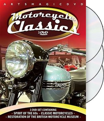 Motorcycle Classics: Spirit of the 60s / Classic