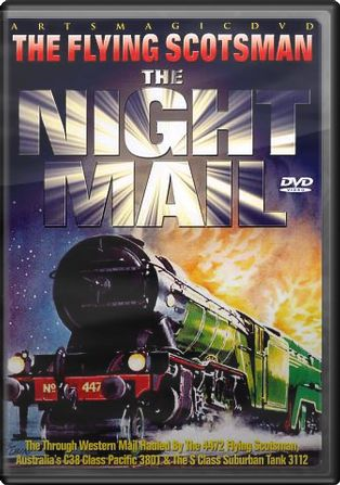 Flying Scotsman: The Night Mail