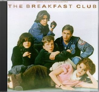 Soundtrack The Breakfast Club Cd 1988 A Amp M Oldies Com