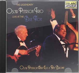 The Legendary Oscar Peterson Trio Live at the