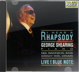 I Hear a Rhapsody: Live at the Blue Note