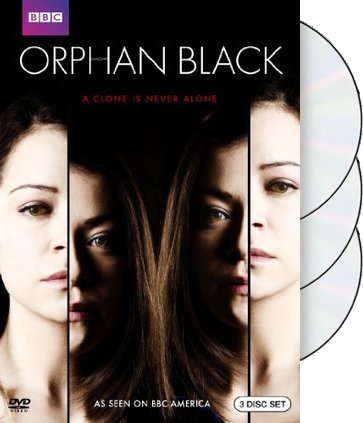 Orphan Black - Season 1 (3-DVD)