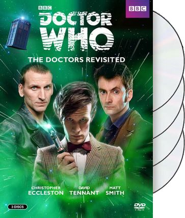 The Doctors Revisited 9-11 (4-DVD)