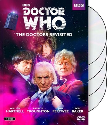 The Doctors Revisited 1-4 (4-DVD)