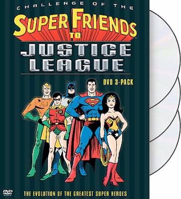 Challenge of the Superfriends to Justice League