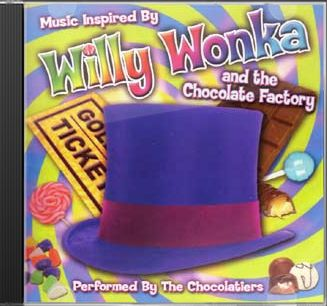Music Inspired By Willy Wonka And The Chocolate