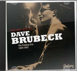The Very Best of Dave Brubeck: The Fantasy Era