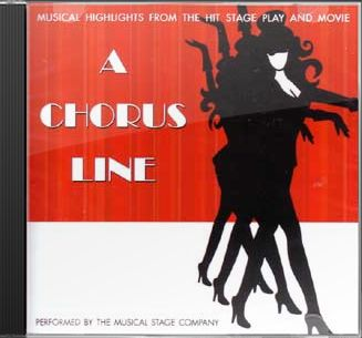 A Chorus Line: Musical Highlights From the Hit