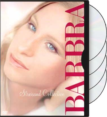 Barbra Streisand 4-Pack (4-DVD)