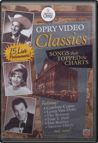 Opry Video Classics - Songs that Topped the