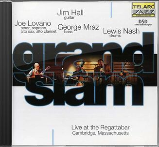 Grand Slam: Live at the Regattabar, Cambridge