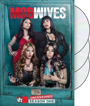 Mob Wives - Season 1 (Uncensored) (3-Disc)