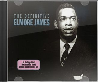 The Definitive Elmore James (2-CD Import)