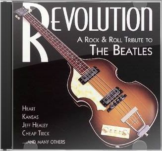 Revolution-A Rock & Roll Tribute To The Beatles