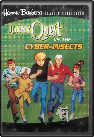 Jonny Quest vs. the Cyber-Insects (Hanna-Barbera
