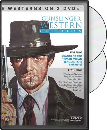 Gunslinger Western Collection (If You Meet