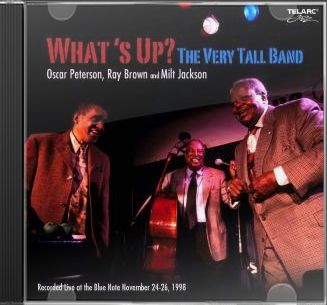 What's Up?: The Very Tall Band (Live)