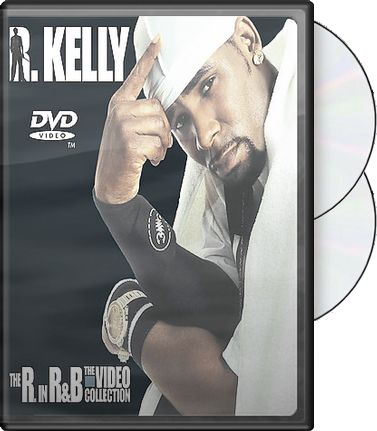 R Kelly The R In R Amp B The Video Collection Bonus Cd Dvd 2003 Starring R Kelly Jive