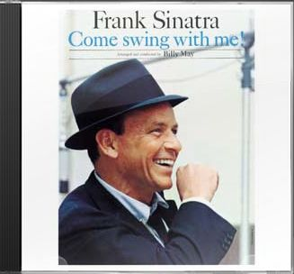 Frank Sinatra Come Swing With Me Cd 2002 Capitol