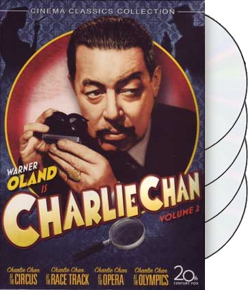 Volume 2 (Charlie Chan at the Circus / Charlie