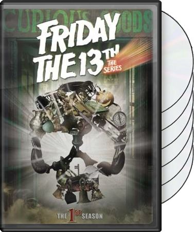 Friday the 13th: The Series - Season 1 (6-DVD)