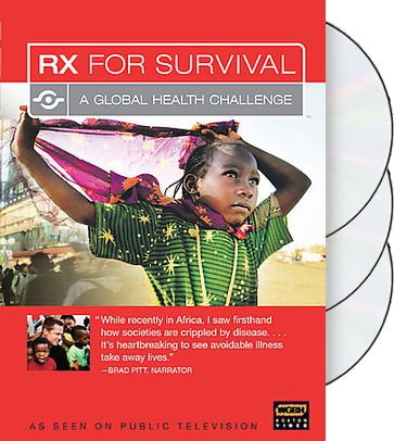 Rx for Survival: A Global Health Challenge (3-DVD)
