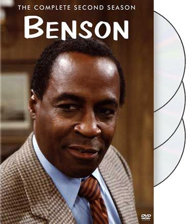 Benson - Complete 2nd Season (3-Disc)