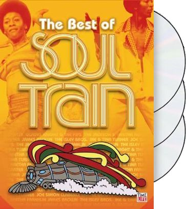 Soul Train - The Best of Soul Train (3-DVD)