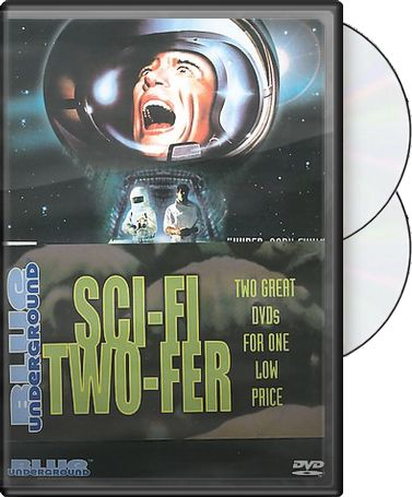 Sci-Fi Two-Fer: Contamination / The Shape of
