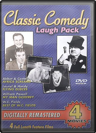 Classic Comedy Laugh Pack