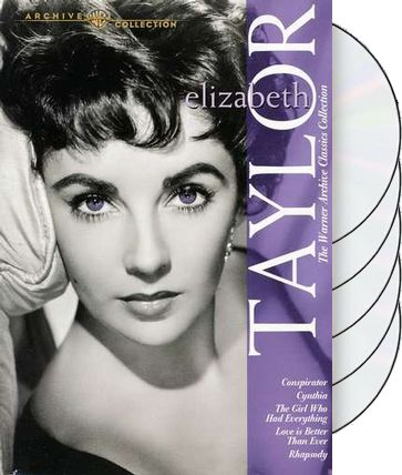 Elizabeth Taylor: The Warner Archive Classics