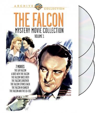 The Falcon Mystery Movie Collection, Volume 1