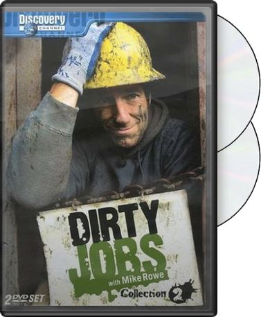 Dirty Jobs - Collection 2 (2-DVD)