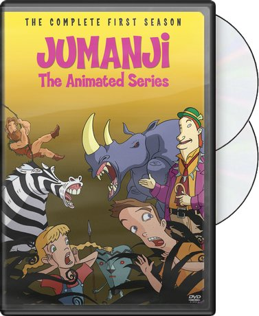 Jumanji: The Animated Series - Complete 1st