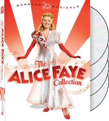 Alice Faye Collection, Volume 1 (The Gang's All