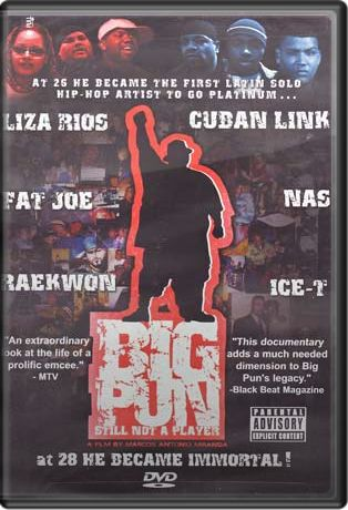 Big Punisher - Big Pun: Still Not A Player