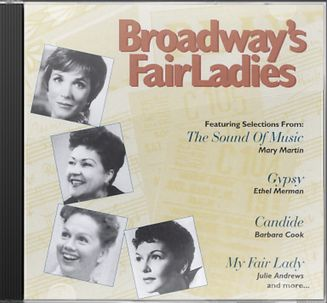 Broadway's Fair Ladies